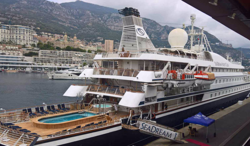 SeaDream in Monaco